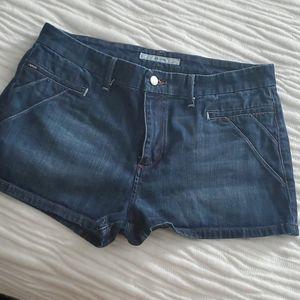 Joe's jeans shorts, size 32